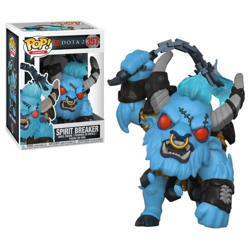 Funko Pop! Games: Dota 2 - Sprit Breaker with Mace ()