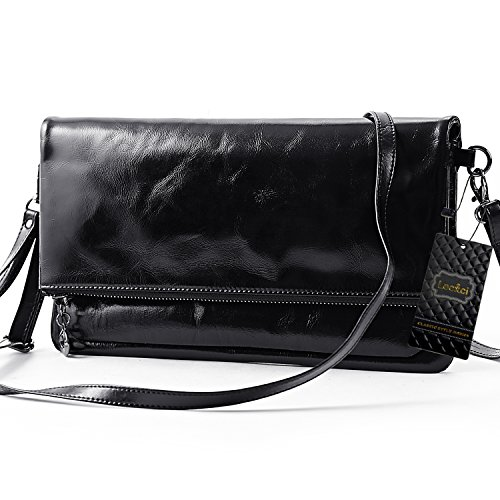Genuine Leather Handbags Crossbody Messenger