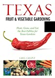 This book includes more than 60 fruits, vegetables and herbs suitable for the diverse growing conditions of Texas gardens. Texas Fruit & Vegetable Gardening addresses the climate, soil, sun, and water conditions that affect growing succes...