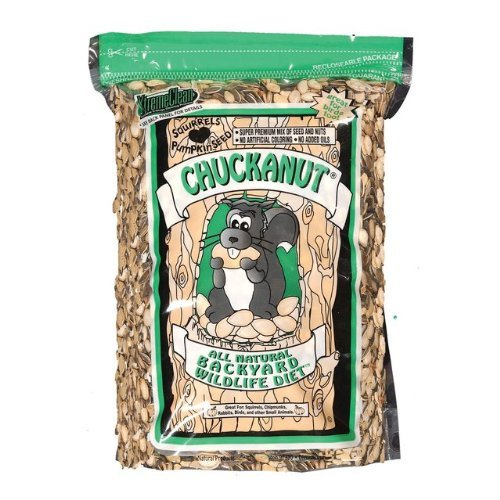 Nuts Squirrel (Chuckanut Products 00067 20-Pound Backyard Wildlife Diet)