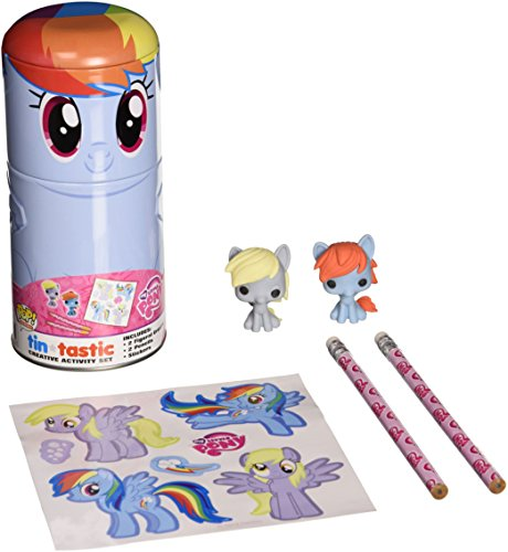 Rainbow Dash Products (Funko My Little Pony Rainbow Dash Tin-Tastic Action)