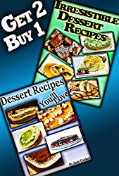 Delicious Dessert Recipes To Impress Your Loved Ones (Dessert Recipes Collection Book 1) (English Edition)