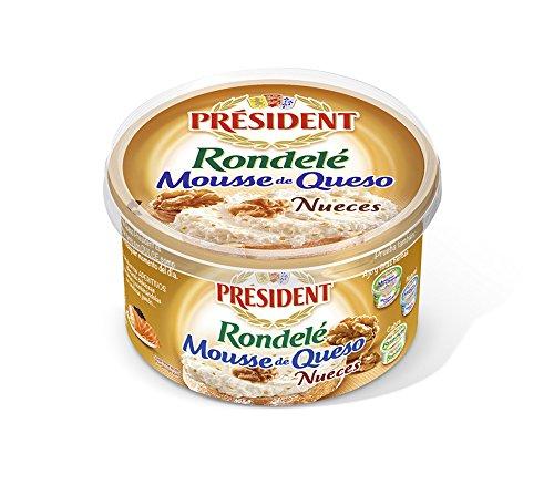 Président Mousse de Queso Nueces - 100 gr: Amazon.es: Alimentación y bebidas