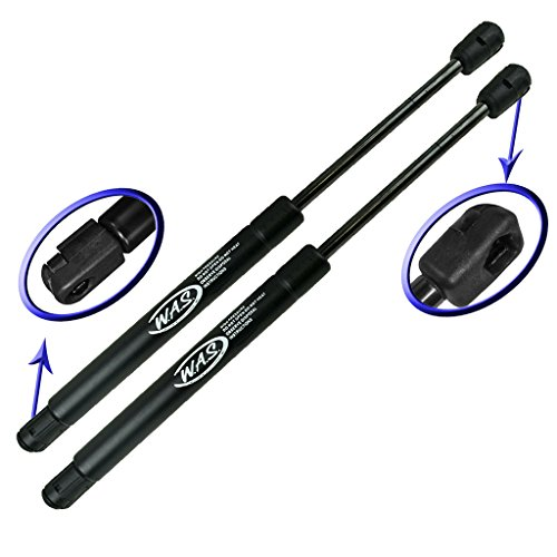 (Two Rear Trunk Lid Gas Charged Lift Supports For 2008-2012 Cadillac CTS Sedan, 2008-2012 Cadillac CTS Coupe. Left and Right Side. WGS-234-2)