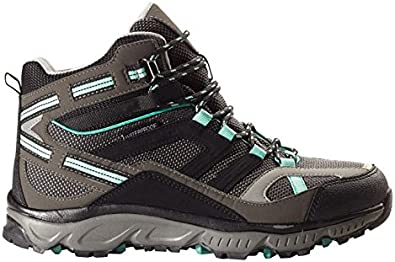 Crivit Women's Hiking Boots Black Black