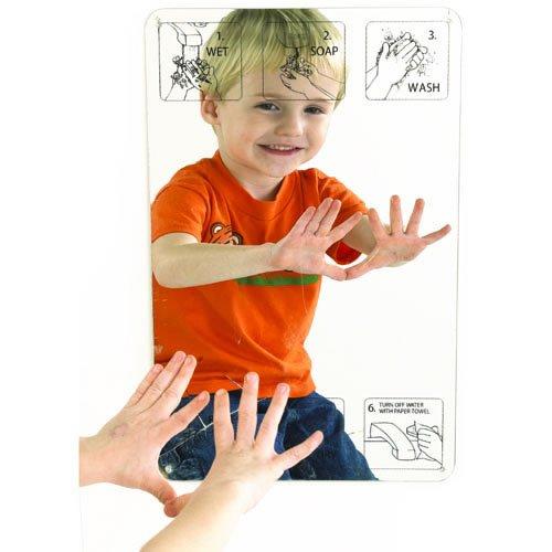 Childrens Handwashing Mirror