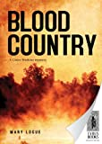 Front cover for the book Blood Country by Mary Logue