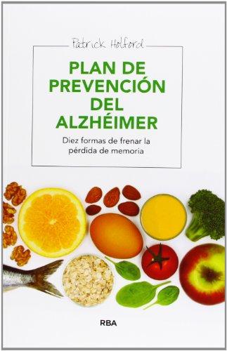 Descargar Libro Plan Para Prevenir El Alzheimer Patrick Holford