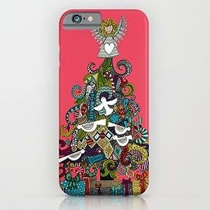 Society6 - Angel Tree Hot Blush iPhone 6 Case by Sharon Turner