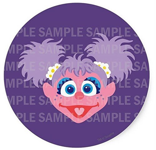 Sesame Street Abby Cadabby Birthday Edible Image Photo 8