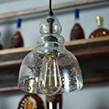 Lanros Industrial Mini Pendant Lights with