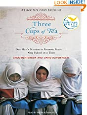 Three Cups of Tea: One Man's Mission to Promote Peace . . . One School at a Time (MP3 CD)