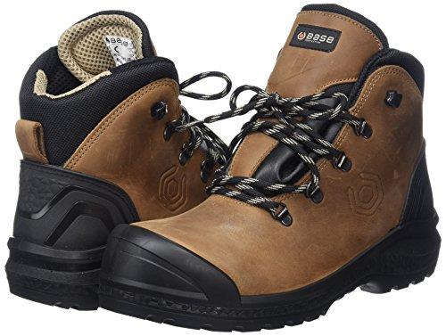 Boden Schutz bas-b888Modische Sicherheit Arbeit Stiefel, braun, BAS-B888-9 Braun