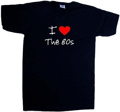 I Love Heart Singing V-Neck T-Shirt