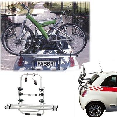 Fácil Portabicicletas Trasero de Bicicleta 90308770 para ...