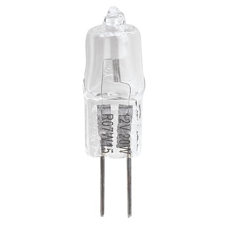 G4 20W HALOGEN 12V 1 X PACK OF 4 light bulb capsule