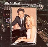 For One In My Life - Ally Mcbeal Feat Vonda Sheppard CD by Ally Mcbeal Feat Vonda Sheppard