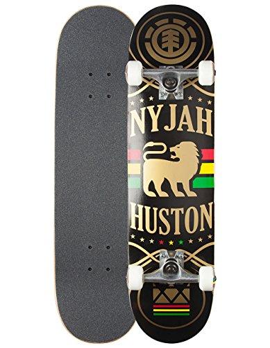 element-nyjah-shine-775-complete-skateboard-assorted