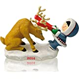 Frosty Friends 35th In Series - 2014 Hallmark Keepsake Ornament