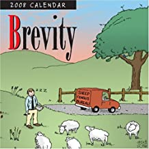 Brevity: 2008 Day-to-Day Calendar