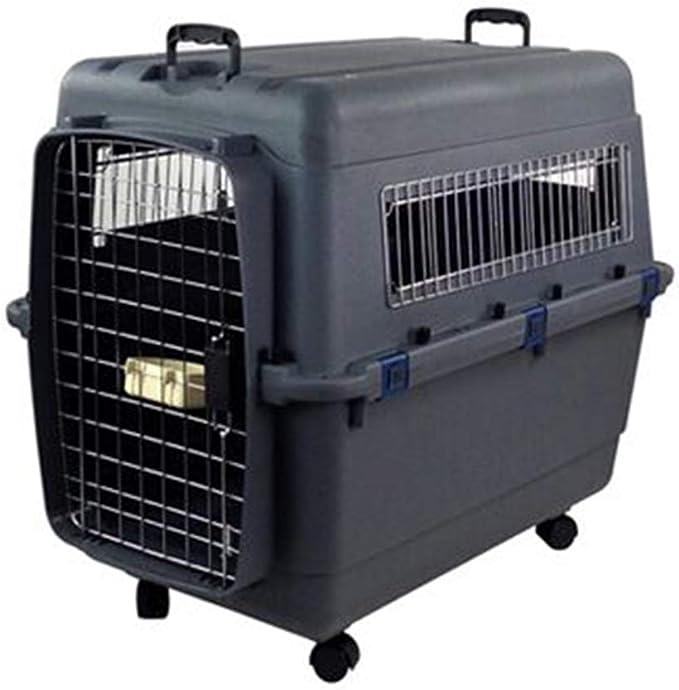 JWD Pet Transportbox - Entspricht Den IATA-Anforderungen FüR Den Transport Lebender Tiere