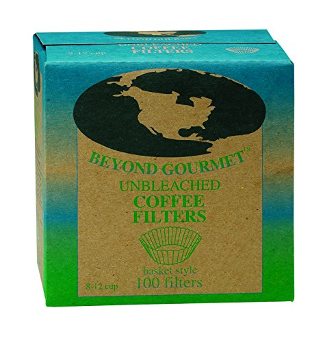 12 cup coffee filters natural - 2