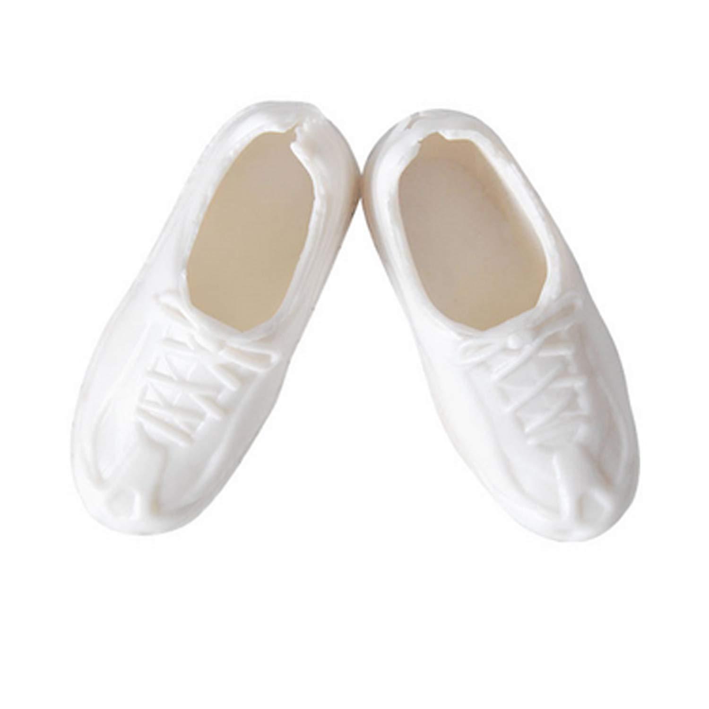 Poupées, Vêtements, Access. Chaussures Mocassins Baskettes Sport Ken Barbie Mattel Poupées