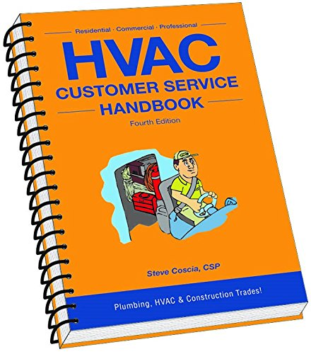 HVAC Customer Service Handbook - 4th Edition