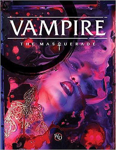 Resultado de imagem para vampiro a mascara 5 edição
