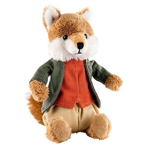 Price comparison product image Beatrix Potter Mr Tod Plush Soft Toy 15cm
