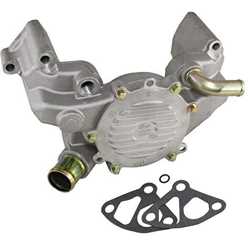 Eckler's Premier Quality Products 25110702 Corvette Water Pump LT1 Or LT4 (Lt4 Water Pump)