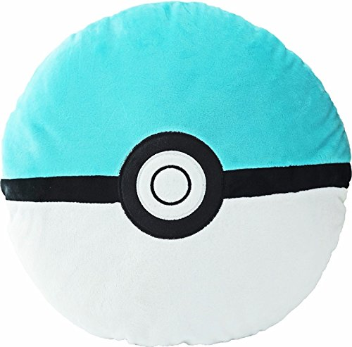 Big Size Pocket Monster Poke Pokemon Ball Cushion