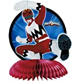 Power Rangers 'Red Ranger' Centerpiece (1ct)