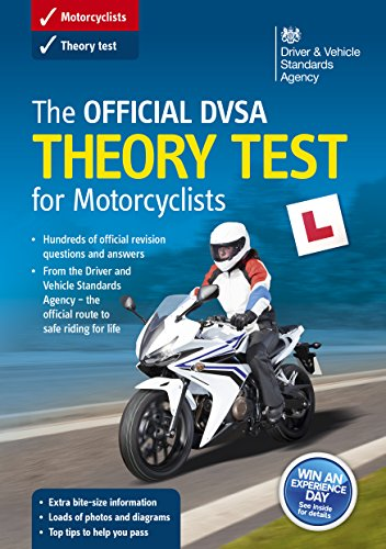 The Official DVSA Theory Test for Motorcyclists (14th edition)