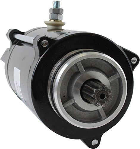 Honda Vf700f Interceptor - DB Electrical SMU0100 New Starter For Honda Vf700F Interceptor 84,85 & Vf750F 83 84 85 Motorcycle 410-58041 18661 HS-27 463803 18661N 31200-MB2-405