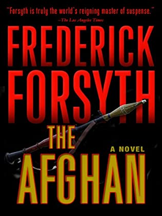 book cover of The Afghan