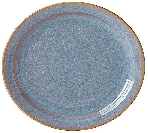 Dansk Glazed Dinner Plate, 10.25-Inch, Haldan