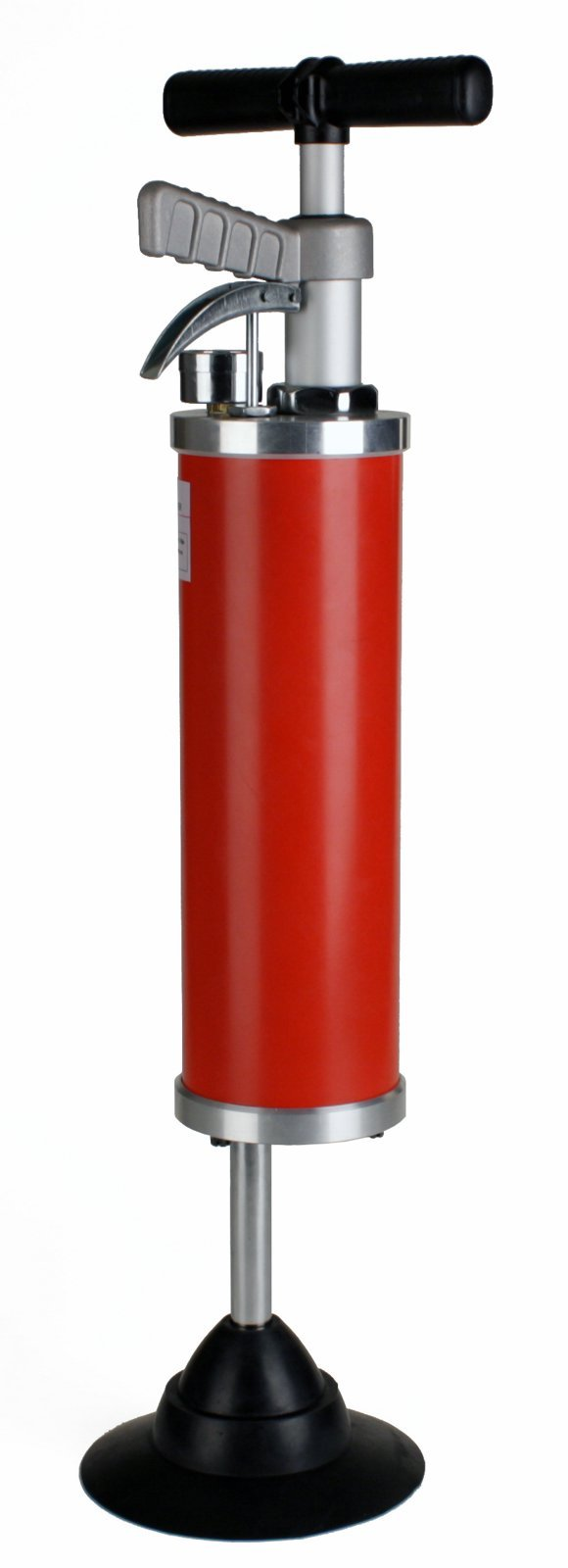Steel Dragon Tools 95 High-Pressure Compressed Air Plunger Heavy-Duty Toilet Plunger for Drain Lines by Steel Dragon Tools (Image #2)