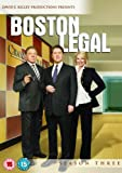 Boston Legal S3 [Import anglais]