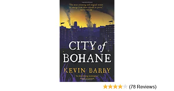 City Of Bohane Pdf