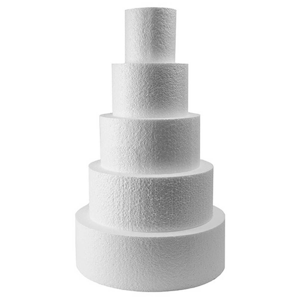 FunCakes Cake Dummy Pezzi Rotondi 10/ /20/cm