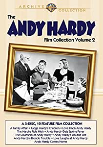 Amazon Com Andy Hardy Film Collection Volume Two Mickey