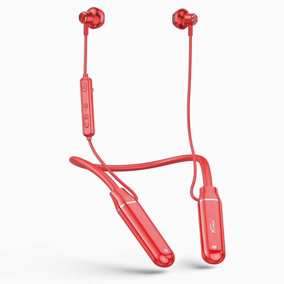 Auriculares Earbuds Inalambricos Hsbzus Canc. de Ruido Red