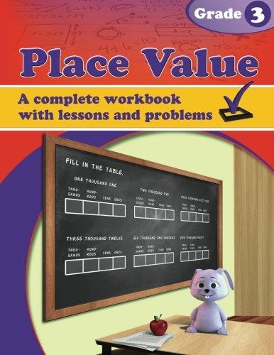Place Value, Grade 3 Workbook