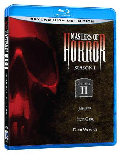 Masters of Horror: Season 1, Vol. 2 [Blu-ray] by STARZ/SPHE