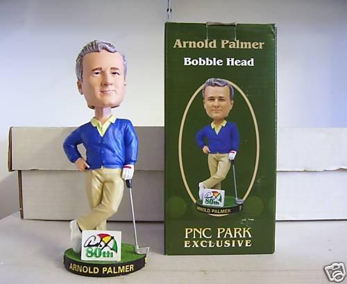 Arnold Palmer Golf Limited Edition Bobblehead - Rare Stadium (Arnold Palmer Golf)