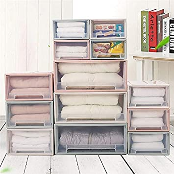 Storage Drawers PP Storage Container Drawer Plastic Style ...