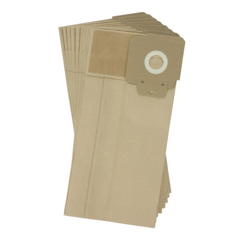 Europart VB821T Non-Original Paper Bags for Karcher CV30, Pack of 10 Maddocks 46-VB-821T