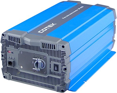 Cotek Sp4000 148 4000 Watt 48 Vdc Pure Sine Wave Inverter