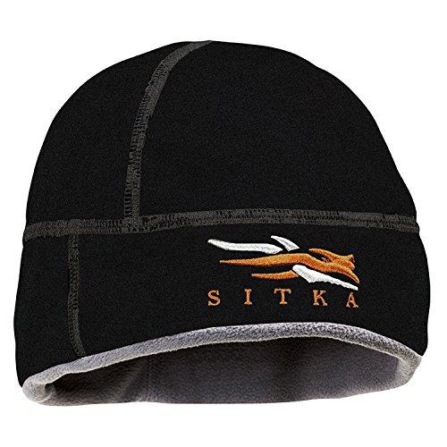 SITKA Gear Jetstream Windstopper Beanie SITKA Black One Size Fits All